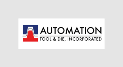 Automation Tool & Die Exceeds Customer Requirements with Newest Quality Certification