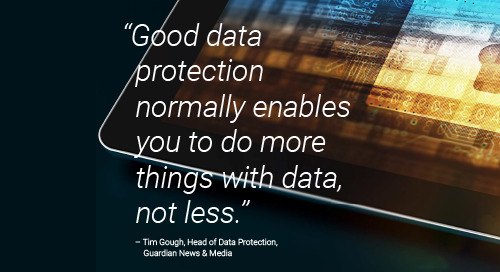 GDPR – Good for Customers, Good for Business