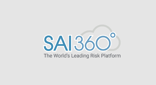 SAI Global Introduces the World's Most Comprehensive Approach to Integrated Risk Management