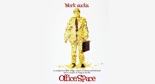 """Lessons From """"Office Space"""" About Bullying at Work"""