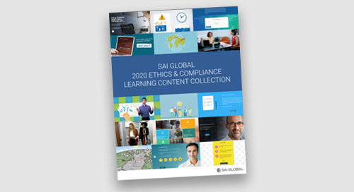 2020 Ethics and Compliance Learning Catalog