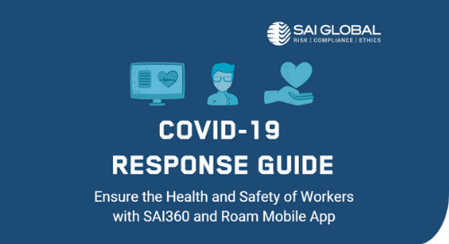 COVID-19 Response Guide: Ensure the Health and Safety of Workers