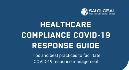 COVID-19 Response Guide: Best Practices for Healthcare Compliance