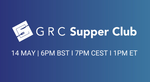 GRC Supper Club: Will COVID-19 Lead to a Reframing of Operational Resilience in the Boardroom?