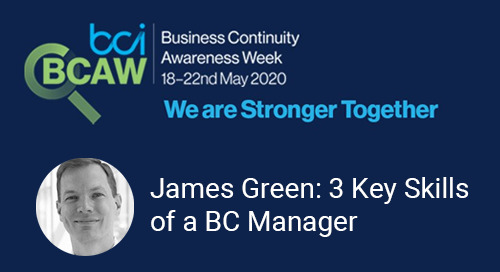 3 Key Skills of the Modern BC Manager Facing a Pandemic