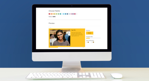 Self-Service Customization Technology Simplifies Editing of Learning Content