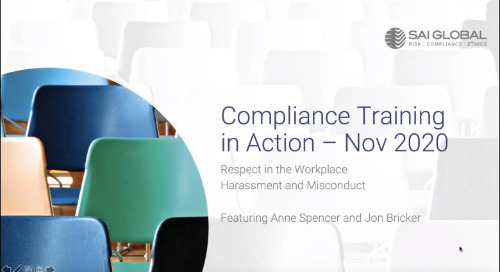 Compliance Training in Action: Respect in the Workplace