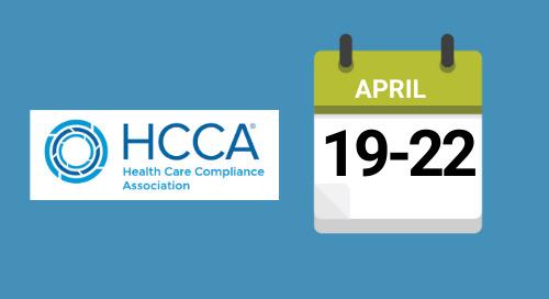 SAI Global at HCCA