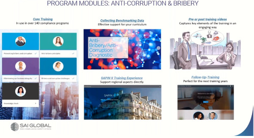Compliance Training in Action | Best Practice Tools and Techniques to Address Bribery & Corruption