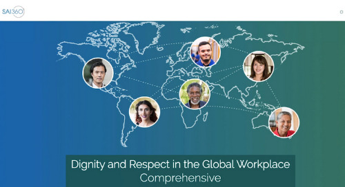 New: Effective Corporate Cultures are Respectful and Free from Harassment and Discrimination