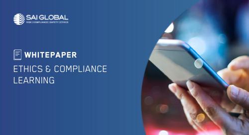 Building Successful Programs: SAI Global's Ethics & Compliance DNA
