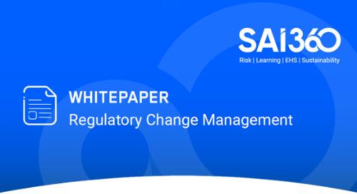 Bridging the Gap between External Regulations and Internal Guidelines