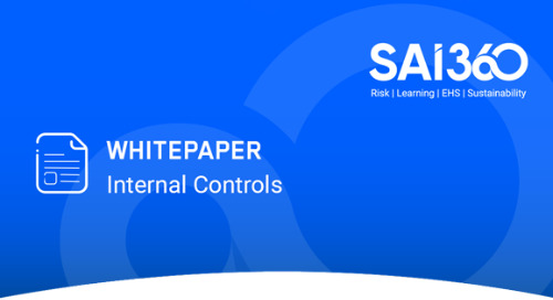 An Enterprise Perspective on Internal Controls – A Guide to Mature your Internal Control Program