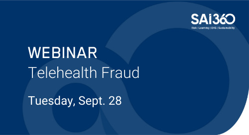 The Risks of Telehealth Fraud and How to Fight Them