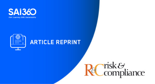 Business Resilience Requires an Agile Approach to Integrated GRC