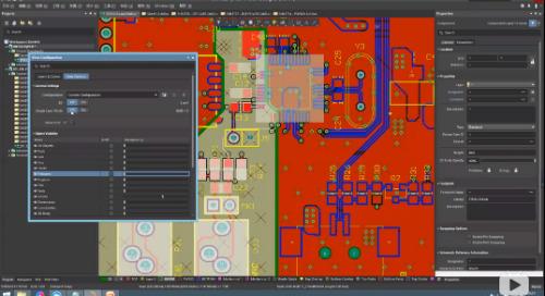 模数混合电路的PCB设计分割