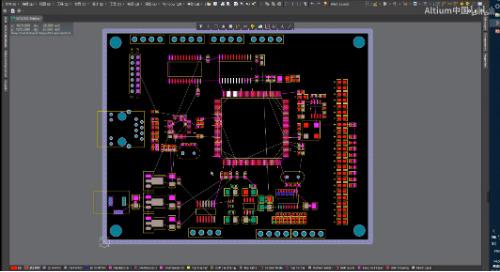 2019/06/29 - 4层工业开发板之PCB布线实战操作