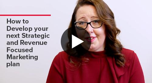How to develop your next strategic and revenue focused marketing plan I BDO Canada