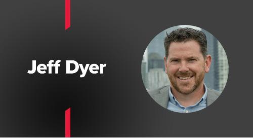 Keynote Speaker Jeff Dyer, CEO of Trellis Society