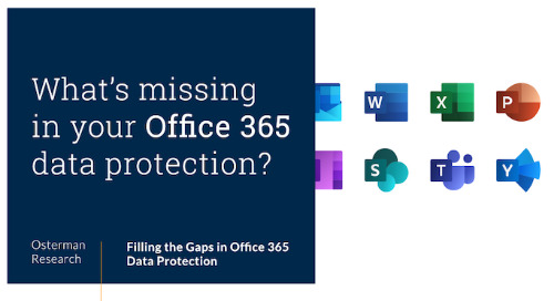 What's missing in your Office 365 data protection?