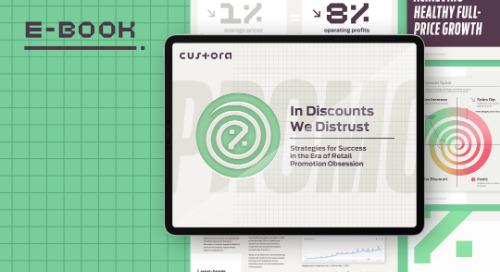 In Discounts We Distrust