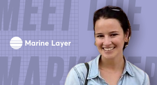 Meet the Marketer: Renee Halvorsen from Marine Layer