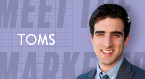 Meet the Marketer: Daniel Head from TOMS Shoes