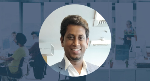 ABINASH, Assistant Manager - Personiv Coimbatore