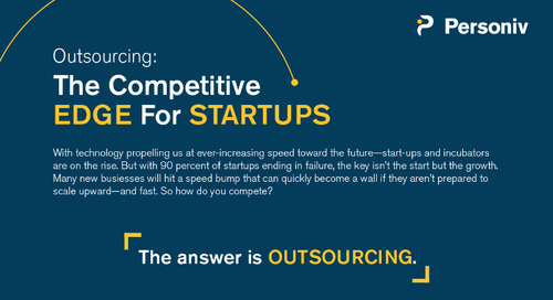 [Infographic] Smart Outsourcing for Startups