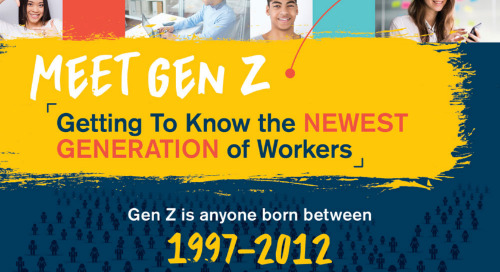 [Infographic] Leading Gen Z in the Workplace