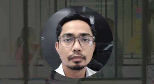 Darwin Dogayo, Operations Head – Personiv Manila
