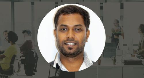 Thiagarajan, Assistant Manager – Personiv Coimbatore