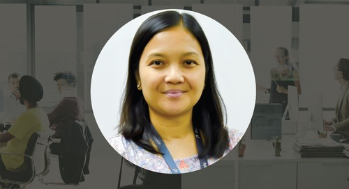 Sherryl Sanchez, Compliance & Business Analytics Manager, Personiv Manila
