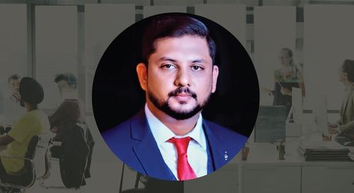 Kameshwaran K., Assistant Manager, Personiv Coimbatore
