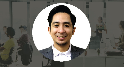 Daryl Taguilaso, Operations Manager at Personiv Manila
