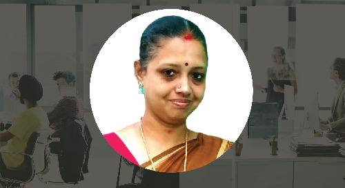 Sunitha P, Team Leader at Personiv Coimbatore
