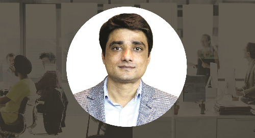 Abdul Gani Imtiaz, AVP - IT & GRC, Personiv Gurugram
