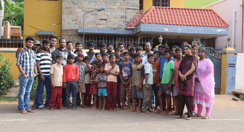 Personiv Coimbatore Gives Back to Kids in Need