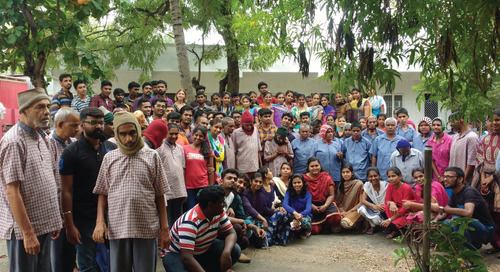 Personiv Coimbatore Gives Back at Home for the Disabled – CSR Initiative
