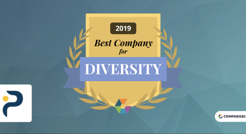 Personiv Wins Comparably's Best Companies for Diversity, Ranks In Top 50 Companies