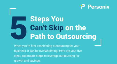 [Infographic] 5 Steps You Can't Skip on the Path to Outsourcing