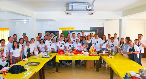 Personiv Manila Gives Back at Bahay Pag-Asa Binan
