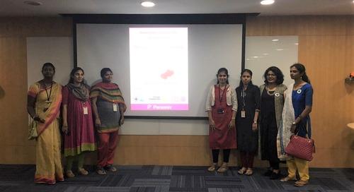 Coimbatore Team Organizes Breastfeeding Awareness Talk