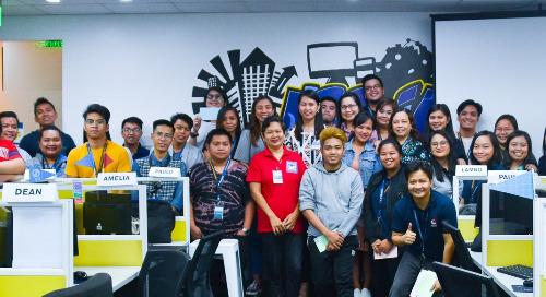 Personiv Manila Organizes Awareness Talk