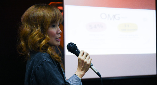 Manila Organizes Pillow Talk Session