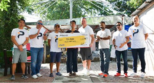 Personiv Manila Installs Solar Panel At Casa Miani