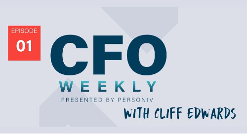 [PODCAST] 'CFO Weekly': Scouting for Accounting Talent with Cliff Edwards