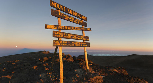 Personiv Presents Miracle Foundation with $20K Donation After Mount Kilimanjaro 'Trek for a Cause'
