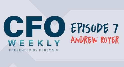 [CFO Weekly] Episode 7: Putting Profit First - Why it's the Bookkeeper's Responsibility