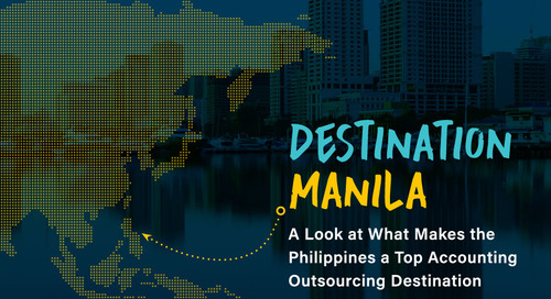 Destination Manila: Why Outsource F&A to the Philippines